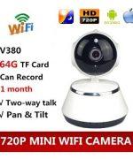 V380 HD মিনি Wifi আইপি ক্যামেরা