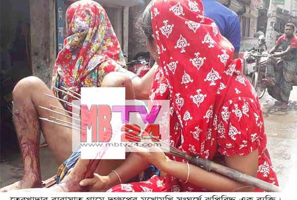 তেরখাদার হরিদাসবাটি-বারাসাতে আবারো দুগ্রুপের সংঘর্ষ।গুরুতর আহত ৫, ভ্রাম্যমান আদালতে ৪জনকে জেল,২জনকে জরিমানা